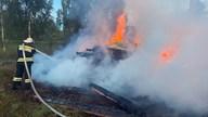 В Вязниковском районе из-за короткого замыкания сгорел храм