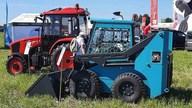 Камешковские трактора представили на областном «Дне поля»